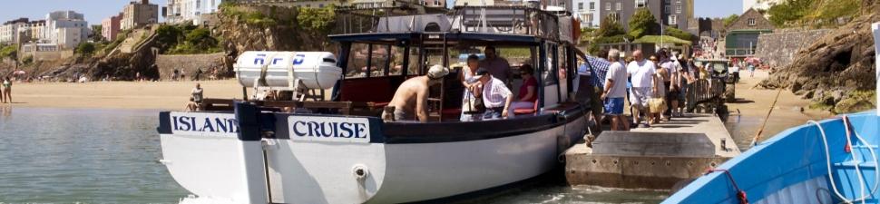 Castle Beach Boat Trip